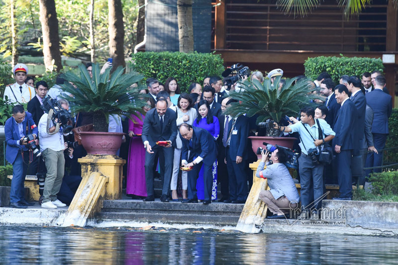 Thủ tướng Pháp,Việt - Pháp,Thủ tướng Nguyễn Xuân Phúc
