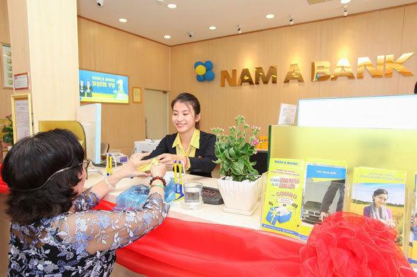 Khai trương Nam A Bank Phan Rang