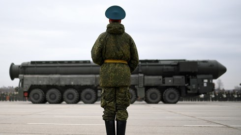 chiến tranh hạt nhân,Nga,Mỹ,hiệp ước hạt nhân,kịch bản chiến tranh