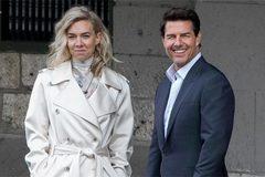 Nhan sắc vợ bốn tin đồn của Tom Cruise đóng 'Fast & Furious'