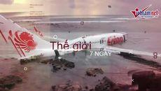 Thế giới 7 ngày: Liên tiếp thảm họa hàng không, thêm tin chấn động về MH370