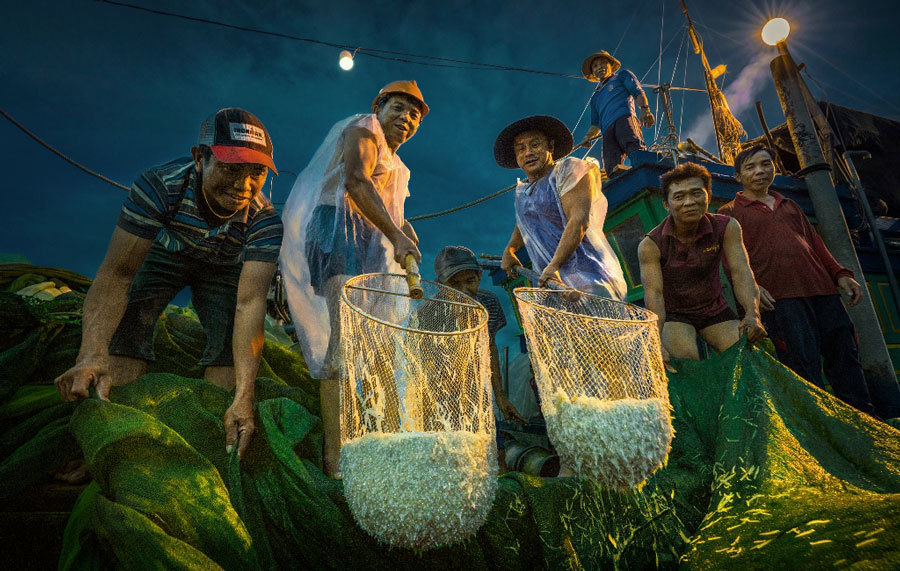 Triển lãm 107 ảnh xuất sắc nhất cuộc thi ảnh Di sản VN 2018