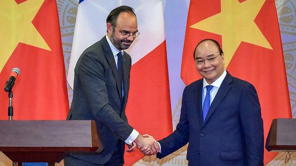 Kinh tế là trụ cột ưu tiên trong hợp tác Việt - Pháp