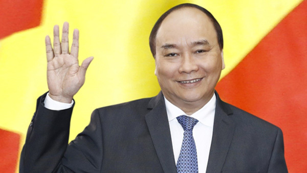 Thủ tướng Nguyễn Xuân Phúc,Tập Cận Bình,Thượng Hải,Việt-Trung