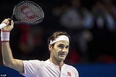 Federer đại chiến Djokovic ở bán kết Paris Masters 2018