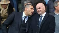 """Chủ tịch FIFA dính bê bối """"bảo kê"""" nhà giàu Man City, PSG"""