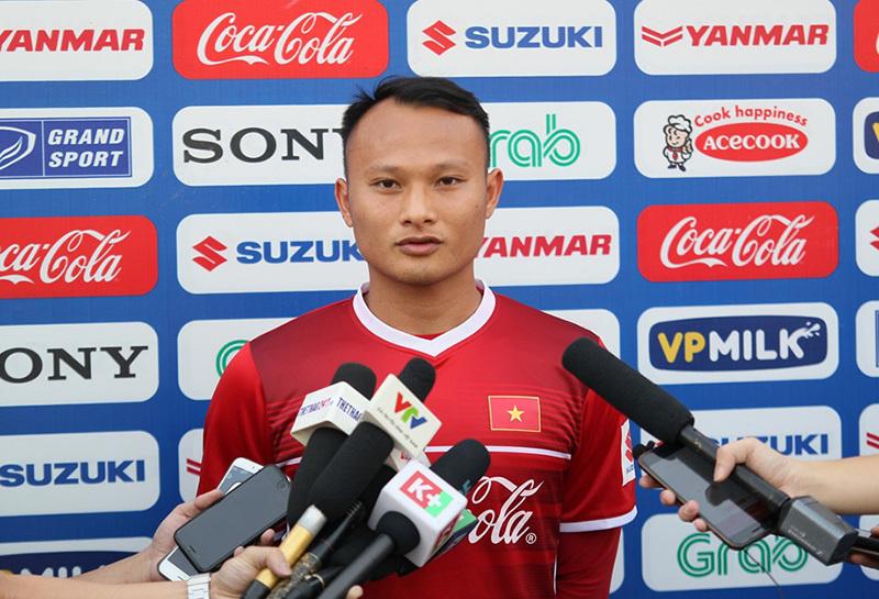 Trọng Hoàng: 'Lứa U23 hiện tại chưa thể bằng thế hệ vô địch năm 2008'