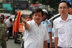 Thành ủy TP.HCM chấp thuận việc rút đơn từ chức của ông Đoàn Ngọc Hải