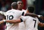 MU thắng nghẹt thở: Mourinho và thần tài Martial