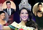"Sao Viet broke down when Phuong Khanh crowned Miss Earth ""width ="" 145 ""height ="" 101"
