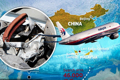 Thế giới 24h: Công bố 'manh mối' mới về MH370