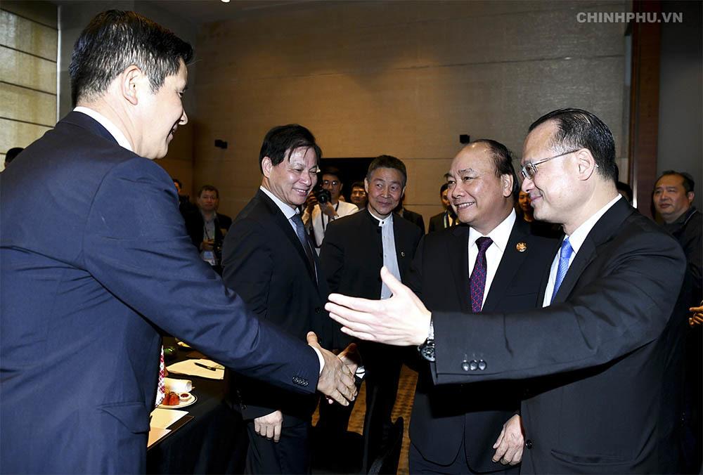Thủ tướng Nguyễn Xuân Phúc,Nguyễn Xuân Phúc,Việt Nam-Trung Quốc,Việt-Trung
