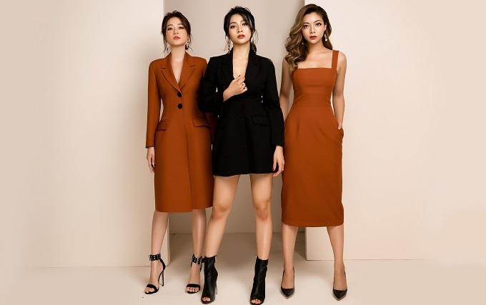 3 nàng hot girl đọ sắc ngày chớm đông