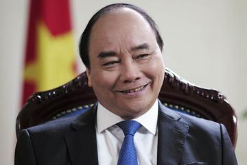 Thủ tướng Nguyễn Xuân Phúc trả lời phỏng vấn Tân Hoa Xã