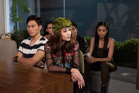 The Face tập 5: Thanh Hằng phải nhận kết đắng từ Hoàng Yến ở The Face