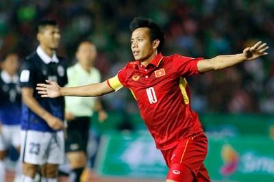 Văn Quyết là đội trưởng tuyển Việt Nam ở AFF Cup 2018