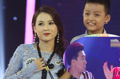 Trấn Thành, Ngô Kiến Huy bất ngờ trước 'thần đồng' bắn cung 7 tuổi