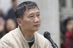 Công bố chính thức: Trịnh Xuân Thanh đang thi hành án