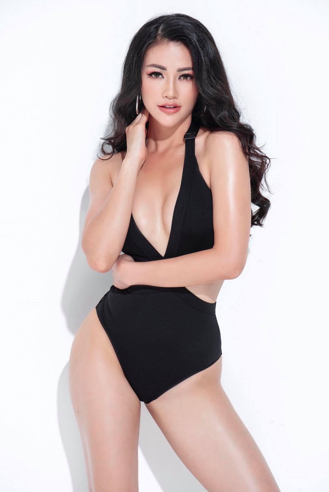 Hoa hậu Trái Đất Nguyễn Phương Khánh: Tôi không quan tâm đến thị phi