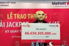 Xổ số Vietlott: Lĩnh thưởng tổng gần 100 tỷ, 4 tỷ phú mới xuất hiện trong 1 tháng