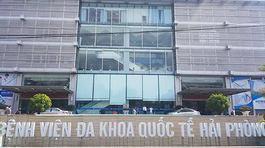 Hải Phòng: Cô gái rơi từ tầng 17 bệnh viện tử vong