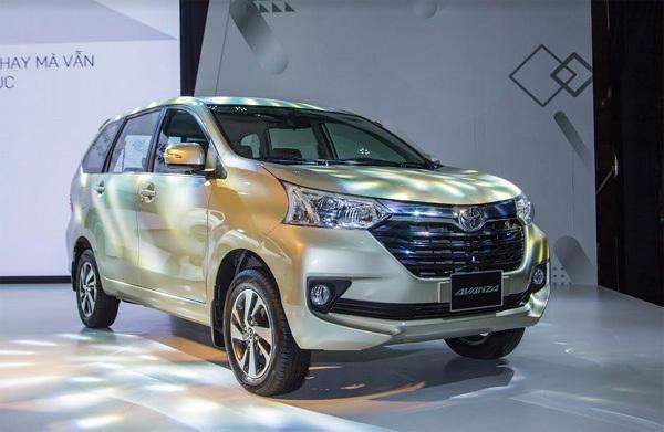 Wigo, Rush, Avaza- 'ba chàng lính ngự lâm' của Toyota VN
