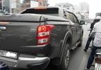 Tăng phí trước bạ 3 lần, tính áp thêm thuế: Ô tô bán tải tăng giá trăm triệu