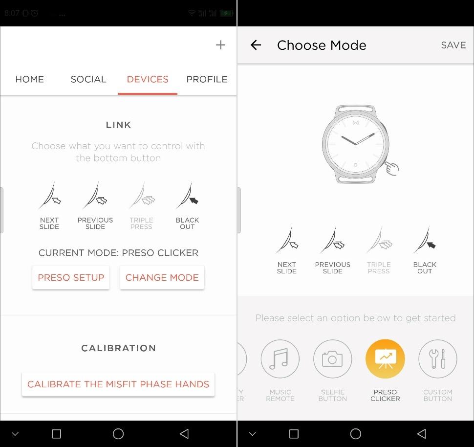 Biến smartphone, smartwatch thành thiết bị trình chiếu giảng dạy