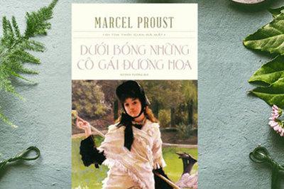 'Dưới bóng những cô gái đương hoa' ra mắt bản tiếng Việt sau 100 năm