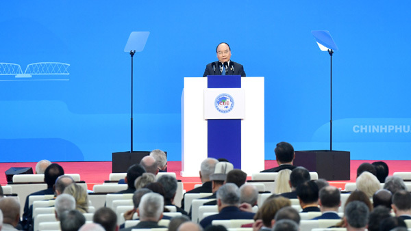 Thủ tướng,Thủ tướng Nguyễn Xuân Phúc,Tập Cận Bình
