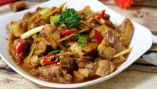 Tối nay ăn gì: Thịt gà sốt nước tương