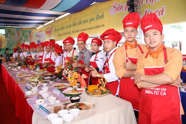 Tôn vinh cá tra Việt trên Đấu trường ẩm thực Mekong Chef
