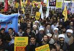 """""""Biển người' Iran biểu tình phản đối Mỹ"""