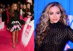 Thành viên nhóm nhạc nổi tiếng lộ ngực trên thảm đỏ MTV EMAs 2018