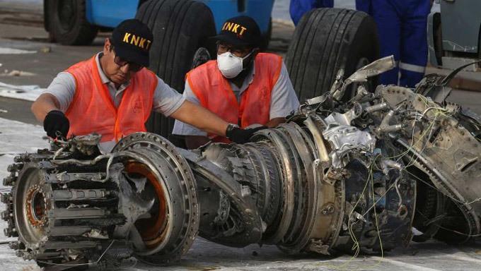 tai nạn hàng không,máy bay rơi,Indonesia,Boeing