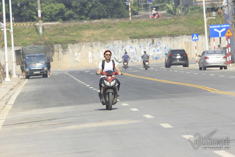 đường trăm tỷ,Hà Nội