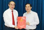 Giám đốc Sở kế hoạch và Đầu tư TP.HCM làm Bí thư quận Gò Vấp