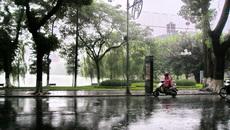 Hà Nội sắp chuyển lạnh, đón gió mùa và mưa dông