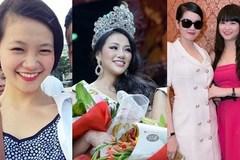 Gương mặt Tân Hoa hậu Trái Đất Phương Khánh lúc đăng quang khác hẳn trước đây