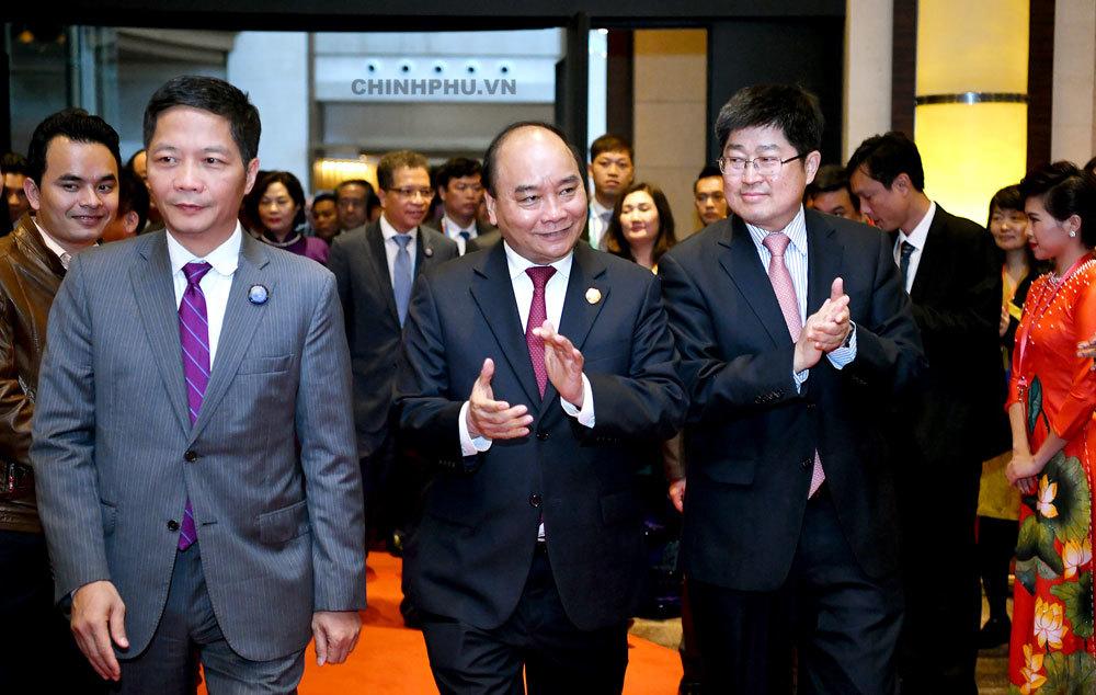 Thủ tướng dự khai trương Văn phòng xúc tiến thương mại tại Hàng Châu