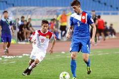 """Tuyển Việt Nam muốn lấy 3 điểm: Phải khoá """"Messi Lào""""!"""