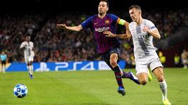 Kèo Inter vs Barca: Chờ mưa bàn thắng