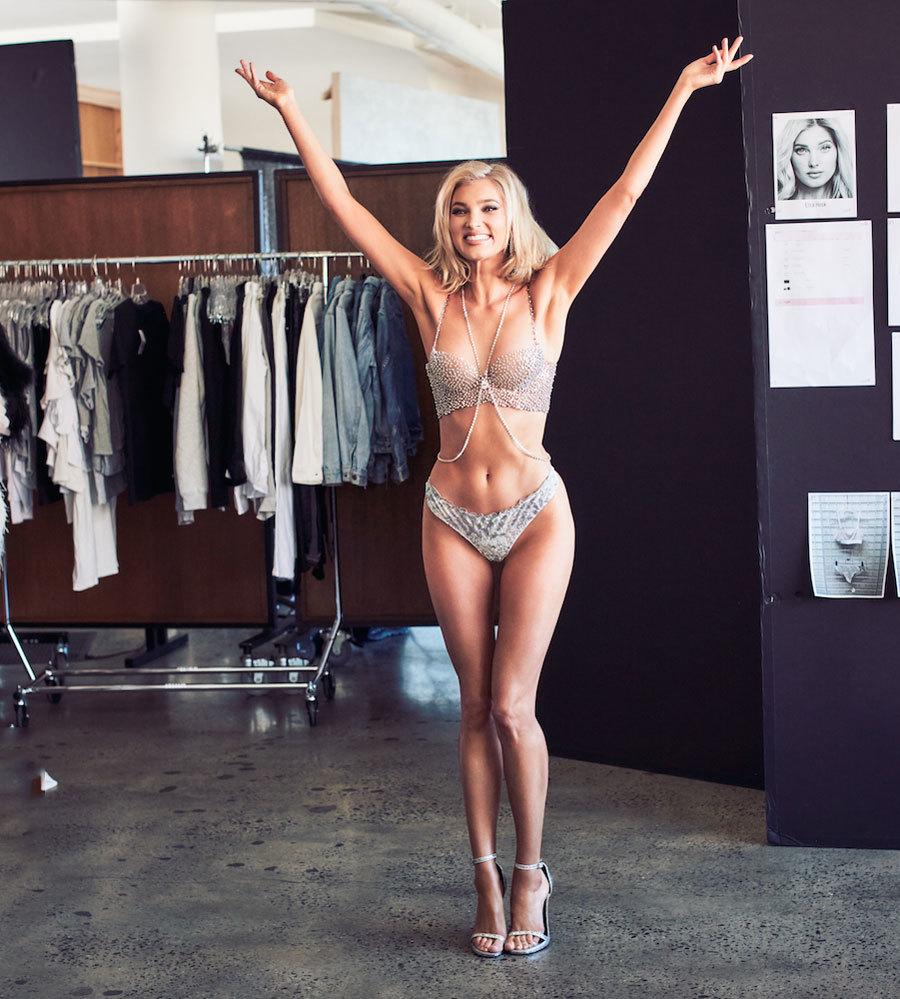 Victoria's Secret công bố mẫu áo ngực triệu đô cho show 2018