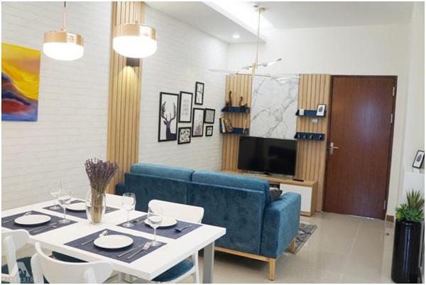 A1 Riverside - căn hộ đã hoàn thiện cho gia đình trẻ