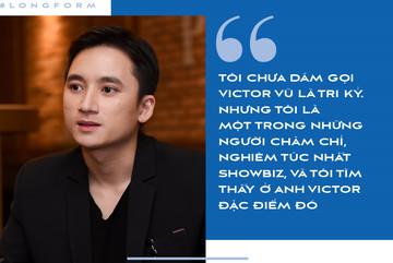 Phan Mạnh Quỳnh: Nhận nghiêm túc nhất showbiz, tôi không hề kiêu ngạo
