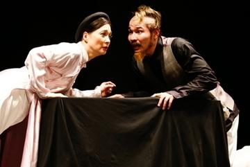 NSND Lê Khanh tái xuất sân khấu kịch thủ đô với vở 'Quẫn'