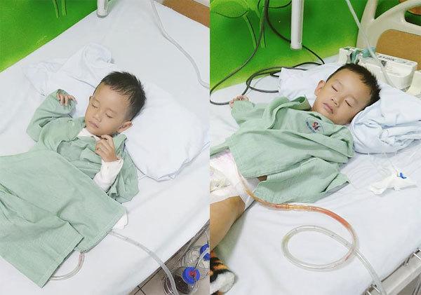 bạn đọc ủng hộ,từ thiện vietnamnet,bệnh tim bẩm sinh,mổ tim,trái tim cho em