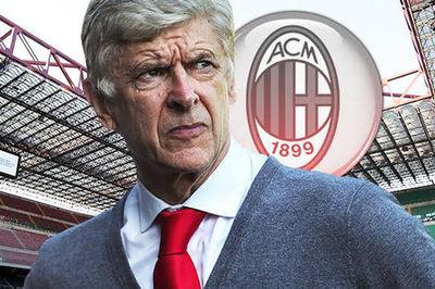 HLV Wenger về dẫn dắt AC Milan đầu năm 2019