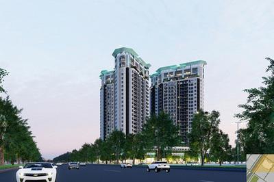 SORA gardens II- dự án chung cư cao cấp ở Bình Dương