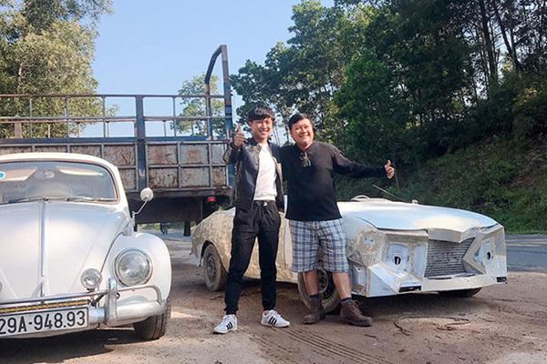 Chàng trai Hà Tĩnh độ Daewoo 'đồng nát' 50 triệu thành 'siêu xe mui trần'